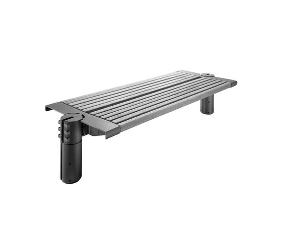 Polaris Bench by Hess | Exterior benches