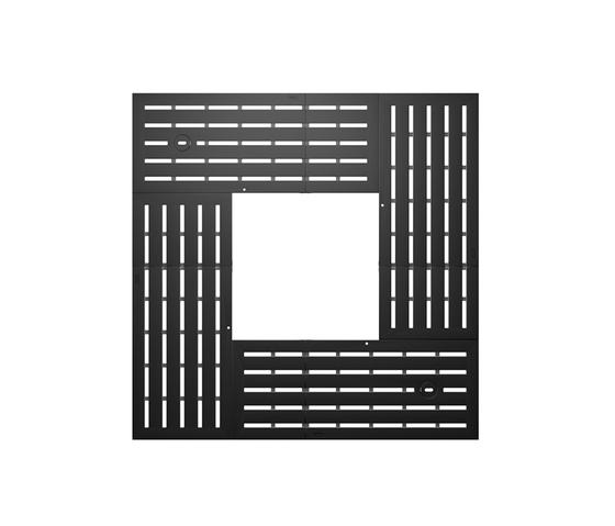 Octa 5,0 - Q1500 / Q570 - 4S Tree-grate by Hess | Tree grates / Tree grilles