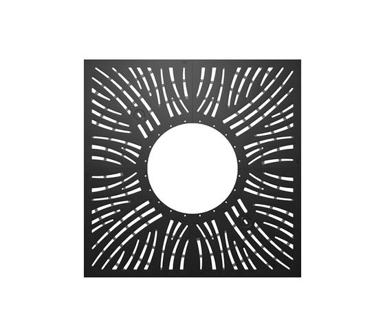Serpo 5,0 - Q1500 / R620 - 4S di Hess | Griglie per alberi