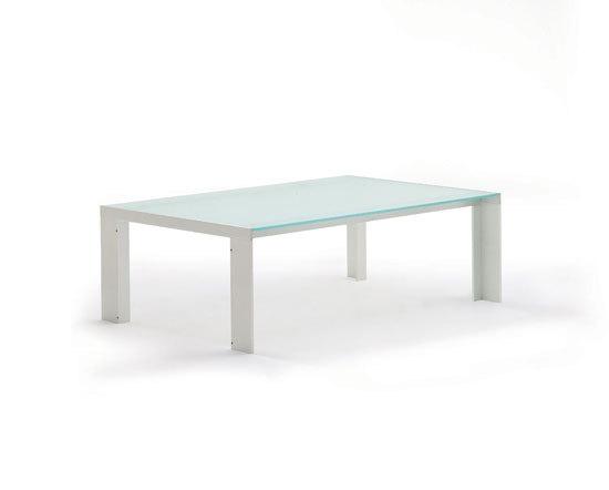 Deneb Glass by STUA | Lounge tables