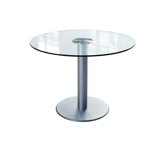 Zero Glass by STUA | Canteen tables