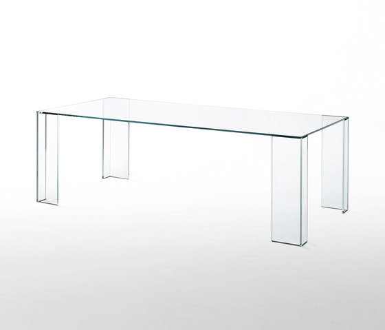 Aria by Glas Italia | Dining tables