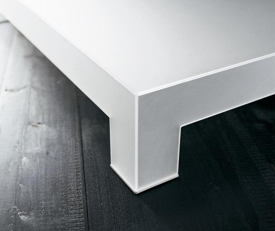 Atlantis basso by Glas Italia | Lounge tables
