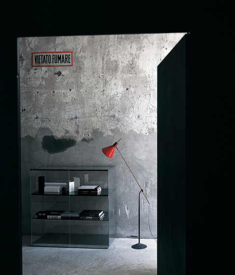 Brera by Glas Italia | Display cabinets
