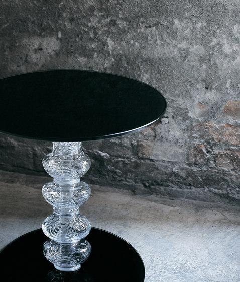 Calice by Glas Italia | Side tables