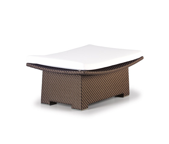 Spa Footstool XXL by DEDON | Garden stools