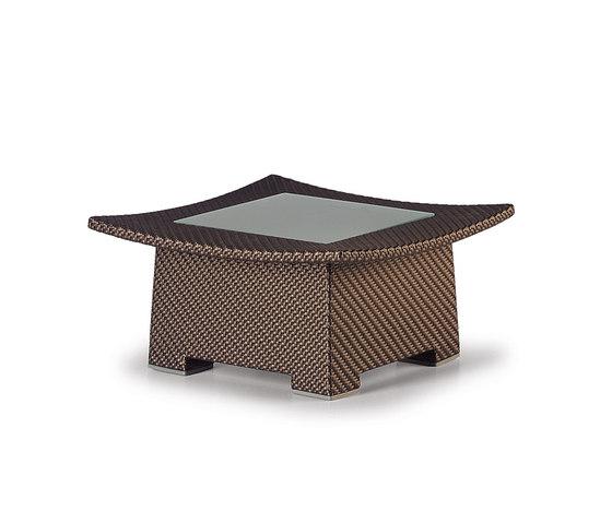 Spa Mesa auxiliar de DEDON | Mesas de centro de jardín