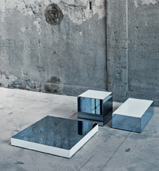 Domino by Glas Italia | Shelving systems