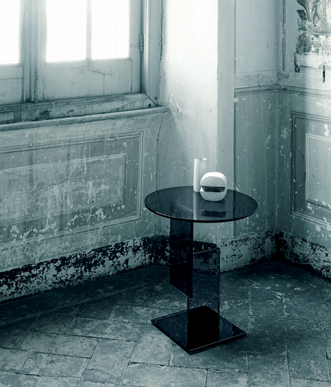 Don Gerrit by Glas Italia | Side tables