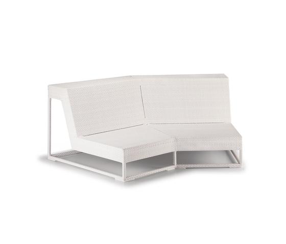Zofa Angle module by DEDON | Garden sofas