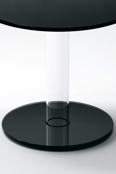 Hub occasional table de Glas Italia | Tables d'appoint