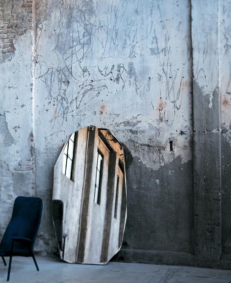Kooh-I-Noor mirror de Glas Italia | Espejos