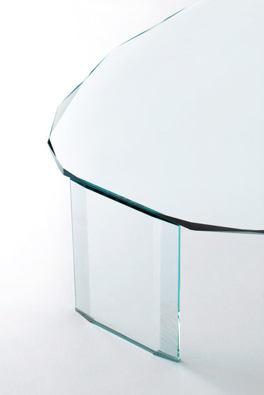 Kooh-I-Noor low table by Glas Italia | Lounge tables