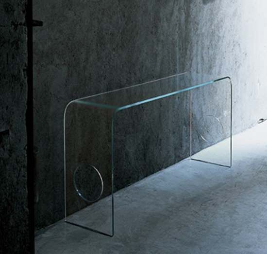Ming by Glas Italia | Wall shelves