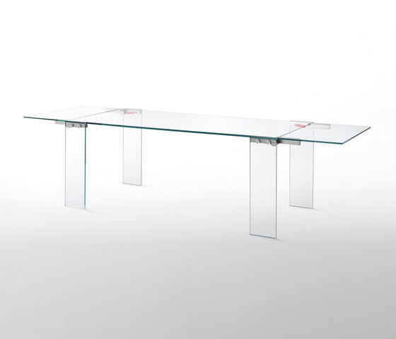 Naked by Glas Italia | Dining tables