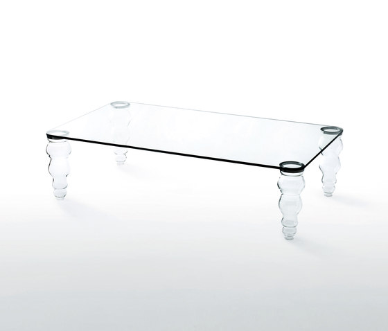 Postmodern basso by Glas Italia | Lounge tables