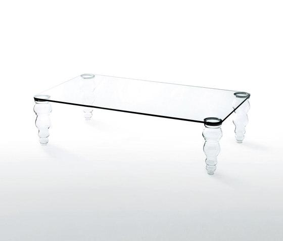 Postmodern basso de Glas Italia | Tables basses