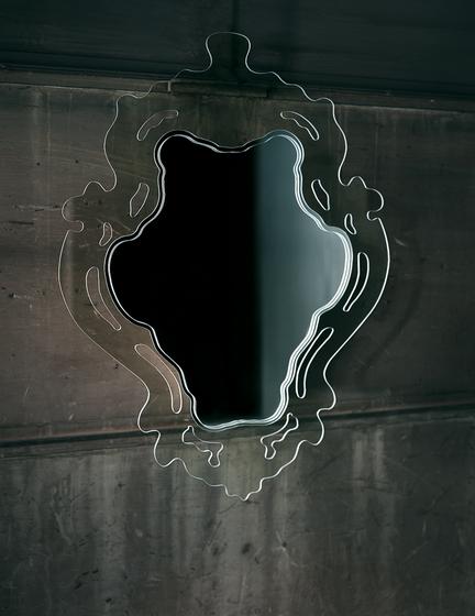 Rokokò by Glas Italia | Mirrors