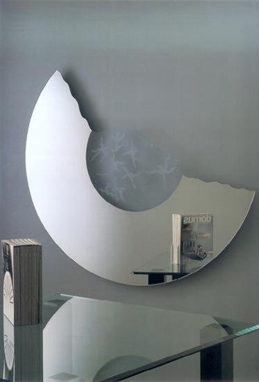 Scornice by Glas Italia | Mirrors