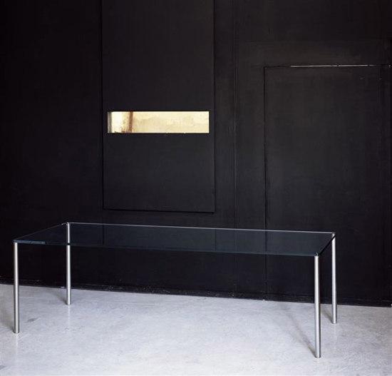 Steel von Glas Italia | Esstische
