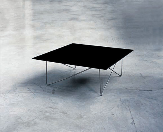 Teseo by Glas Italia | Lounge tables