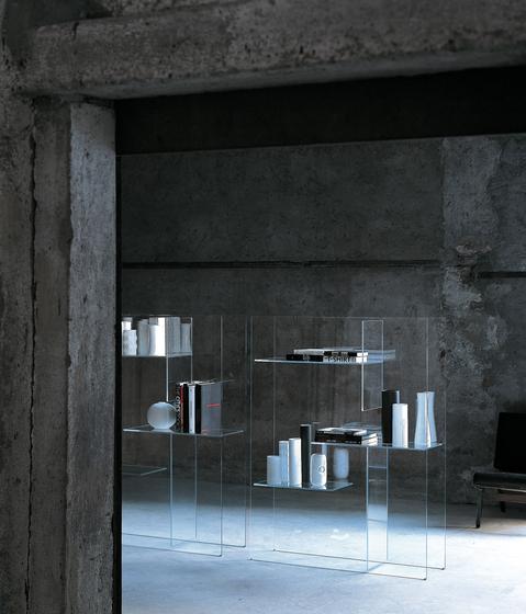 Transfix de Glas Italia | Vitrinas / Expositores