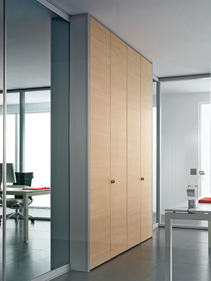 Walltech | Room Partitioning System by Estel Group | Partitions