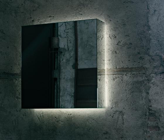 I Massi mirror de Glas Italia | Miroirs