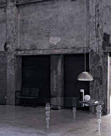 Postmodern alto di Glas Italia | Tavolini salotto