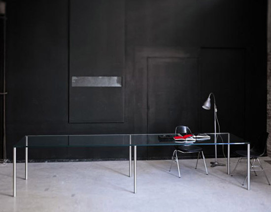Steel by Glas Italia | Conference tables