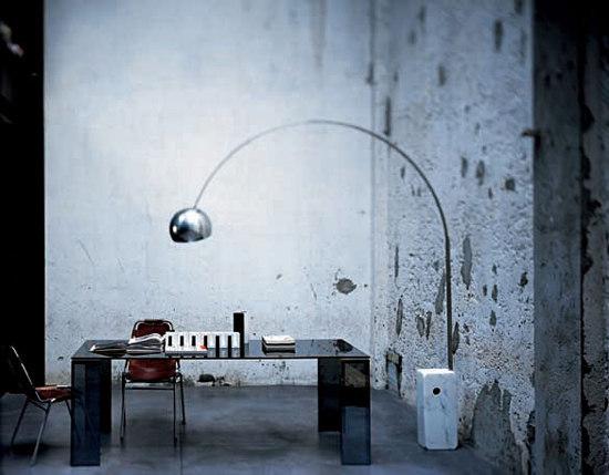 Surface tavoli di Glas Italia | Tavoli da pranzo