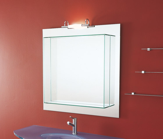 Ice by Sovet | Wall mirrors