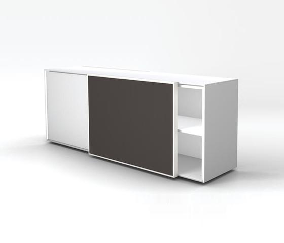 Desk de BULO | Meubles de rangement