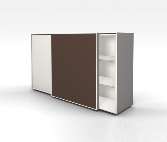 Desk by BULO | Cabinets