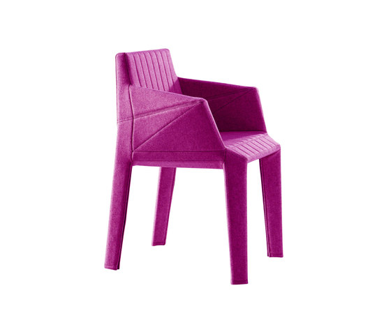 Facett carver chair by Ligne Roset | Chairs