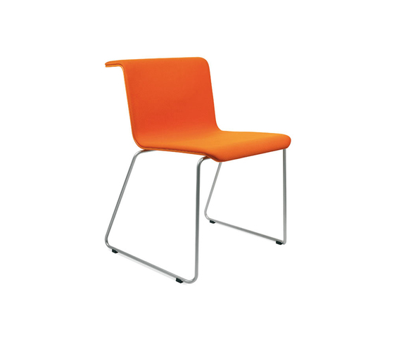 Tab Chair by BULO | Visitors chairs / Side chairs