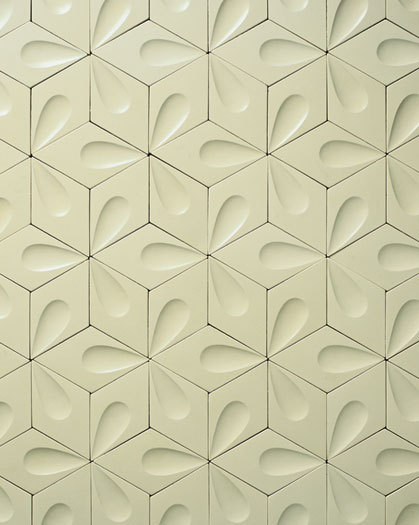 Drop by Johans Golv AB   Concrete/cement mosaics