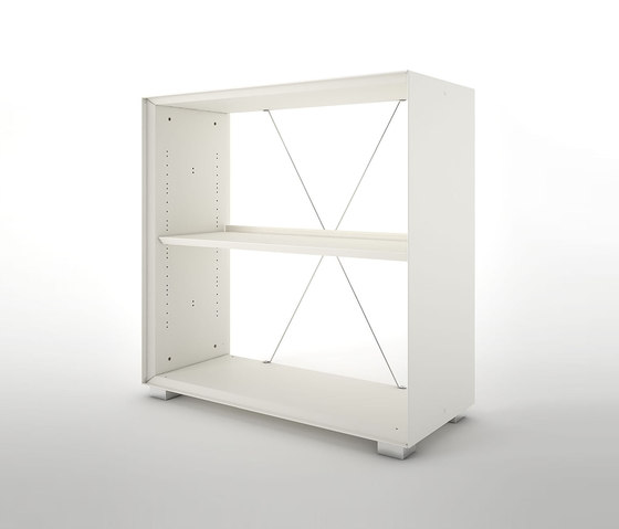 Primo Modular Elements | Bookcase unit de Dieffebi | Estantería
