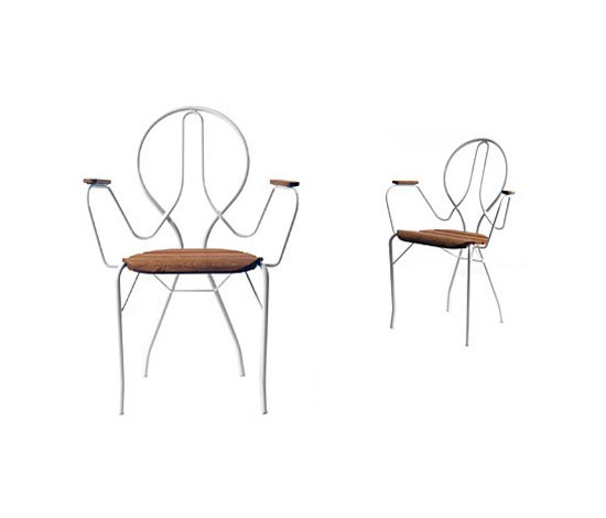 Pia chair by Gärsnäs | Garden chairs