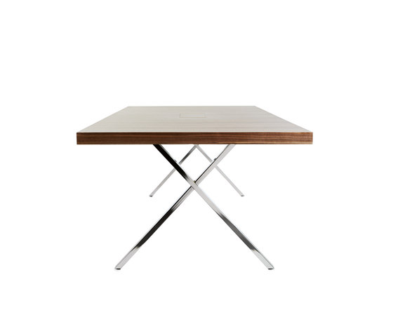Frame X table by Gärsnäs | Conference tables