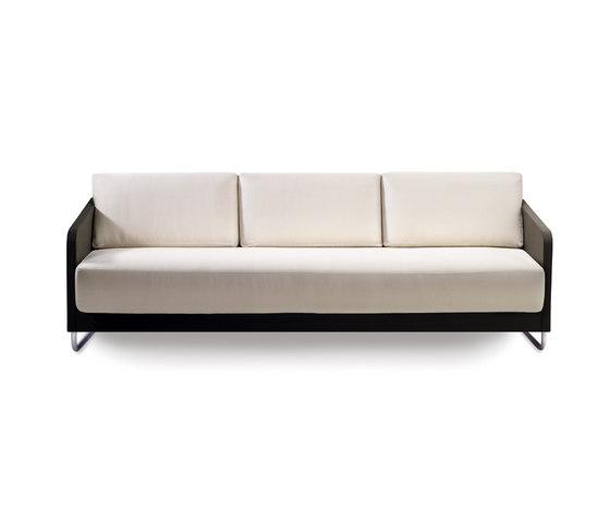 Cover sofa by Bivaq   Garden sofas