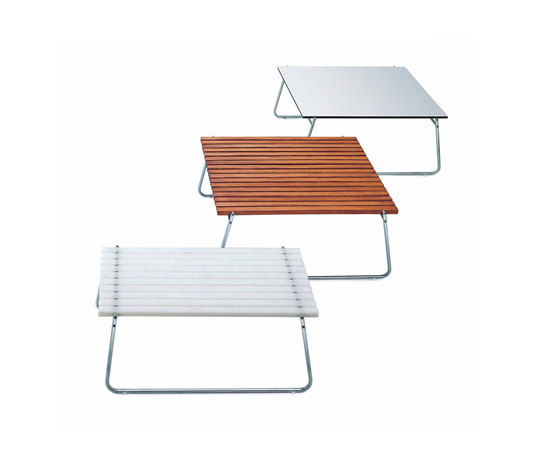 Clip low table de Bivaq | Tables basses de jardin