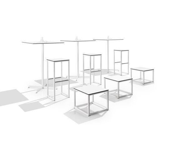 Club barstool by Bivaq | Bar stools