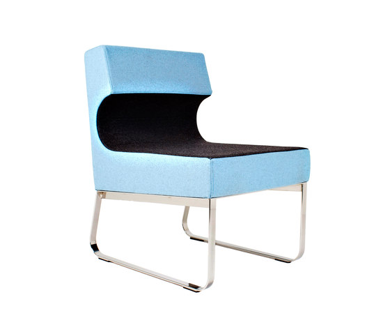 Groove by Mitab | Lounge chairs