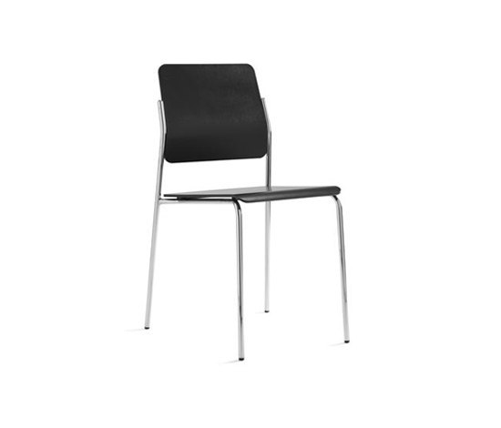 Alonso by Mitab | Visitors chairs / Side chairs