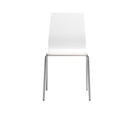 Amanda by Mitab | Visitors chairs / Side chairs