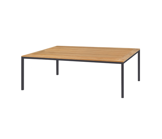 Alusion ALU 150 tavolo di Royal Botania | Tavoli da pranzo da giardino