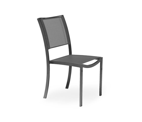 Alusion ALU 47 sedia di Royal Botania | Sedie da giardino