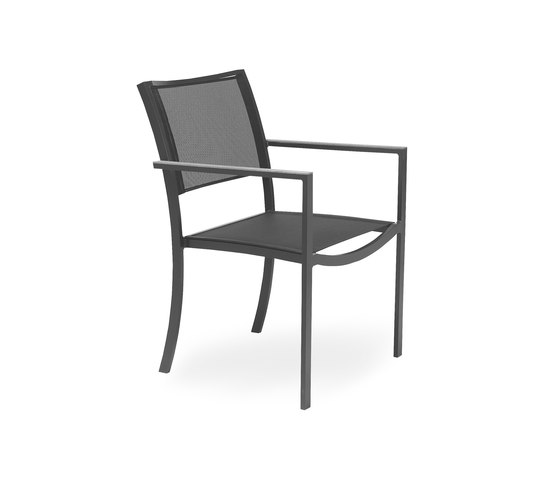 Alusion ALU 55 chair by Royal Botania | Garden chairs