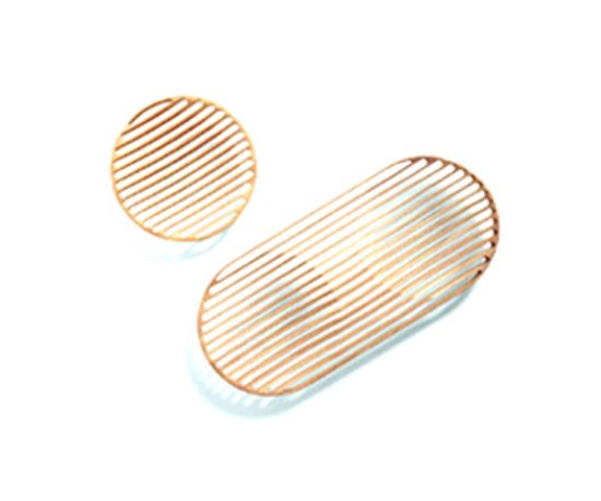 Wooden Tray by Cappellini | Bowls
